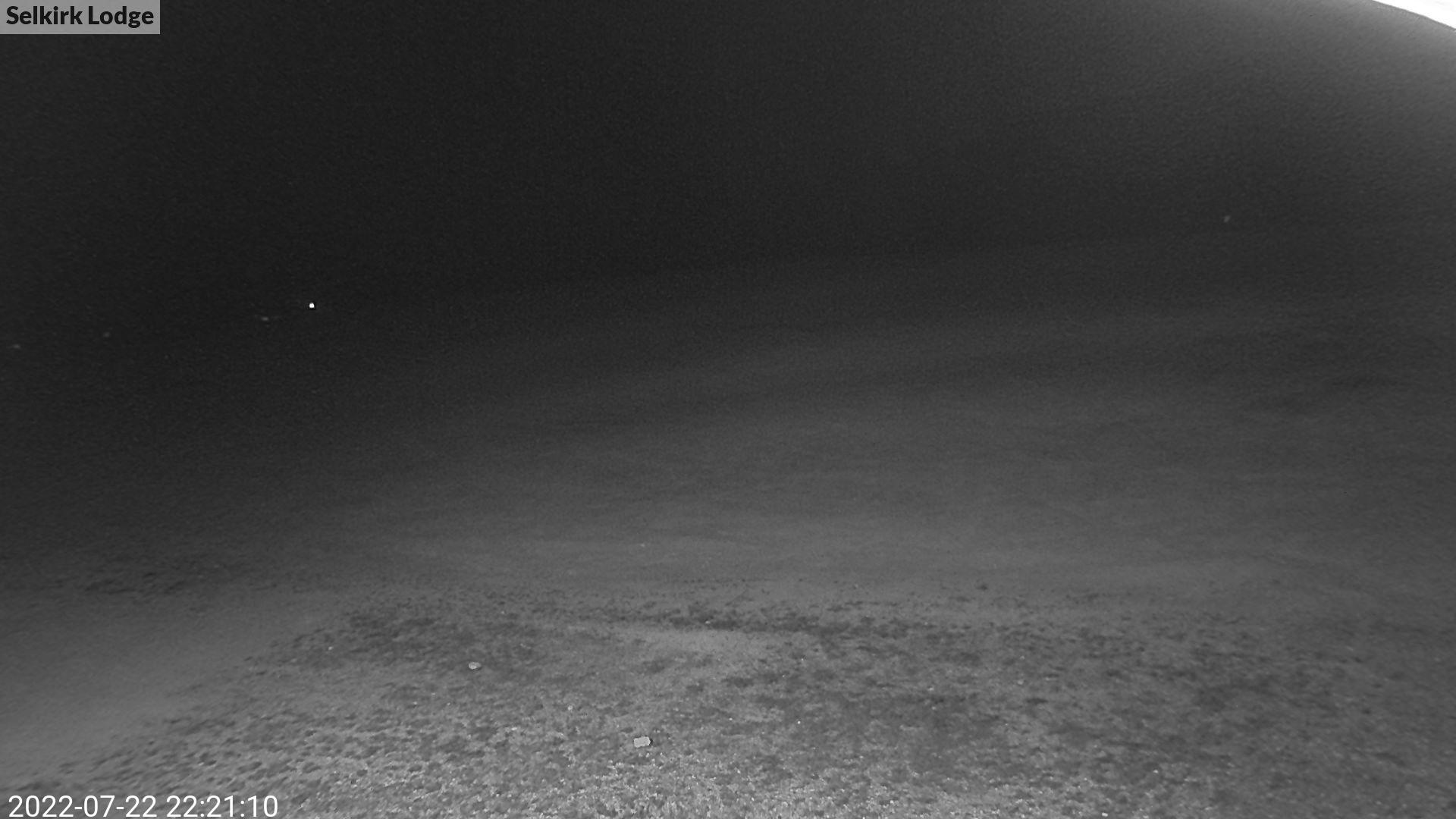 Web camera at Selkirk parking area